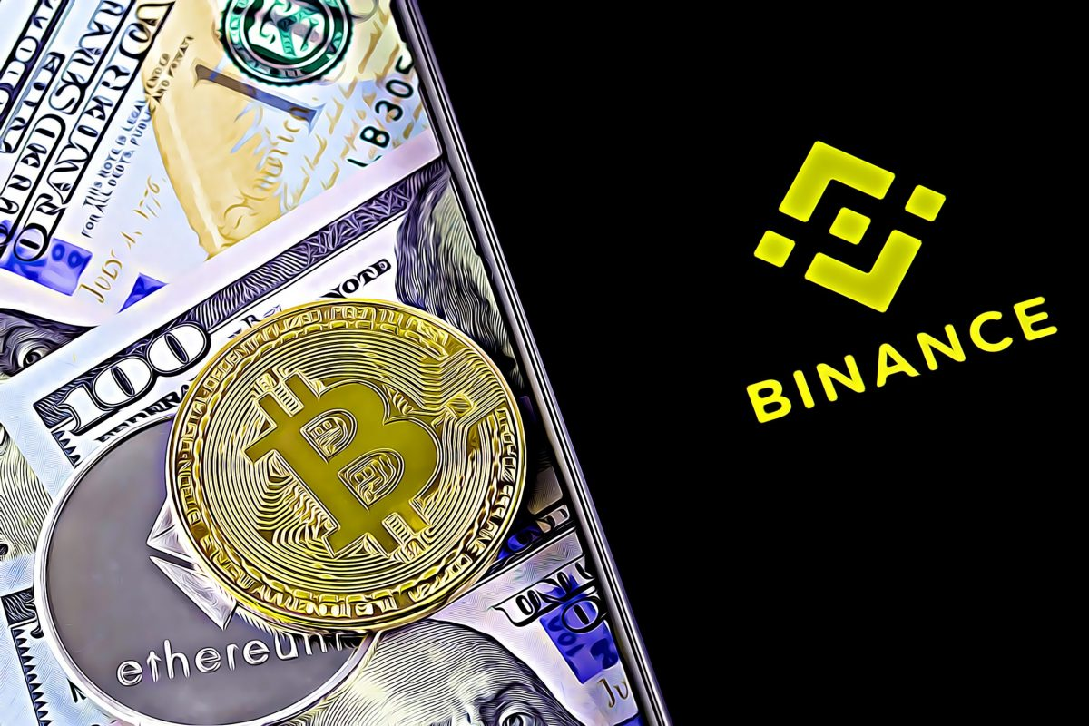 Binance, Ethereum, Bitcoin