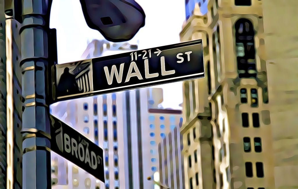 wall street, Bitcoin, institutionelle Anleger